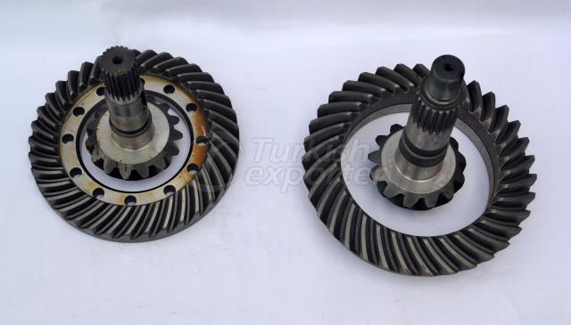 Volvo heavy equipment spare parts