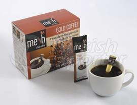 Mesh Gold Coffee
