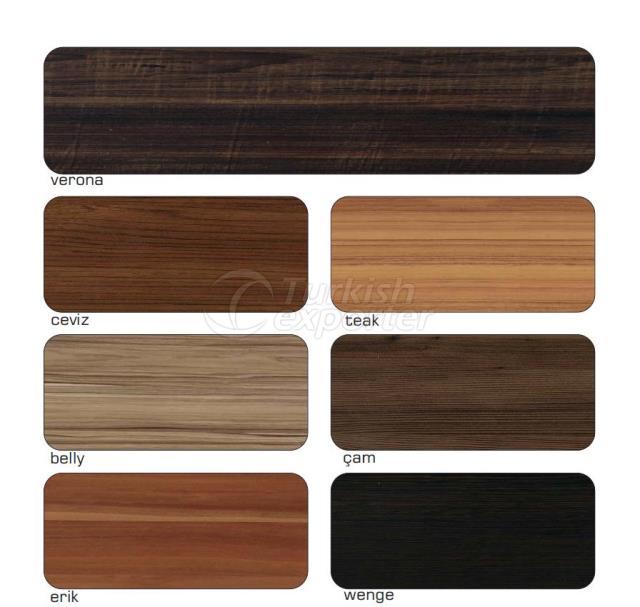 Wood Colors