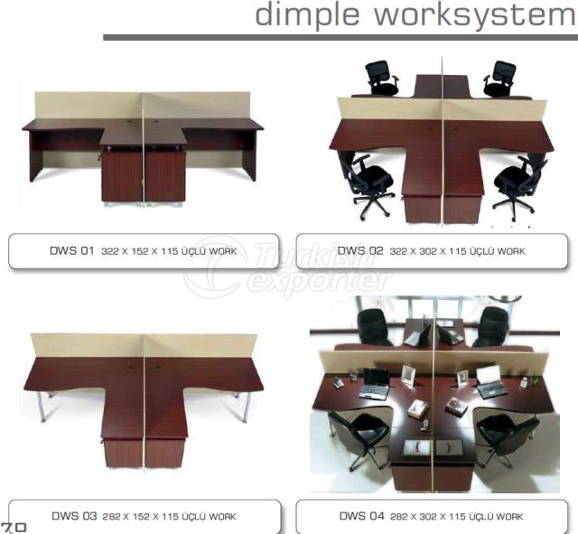 Worksystem Dimple