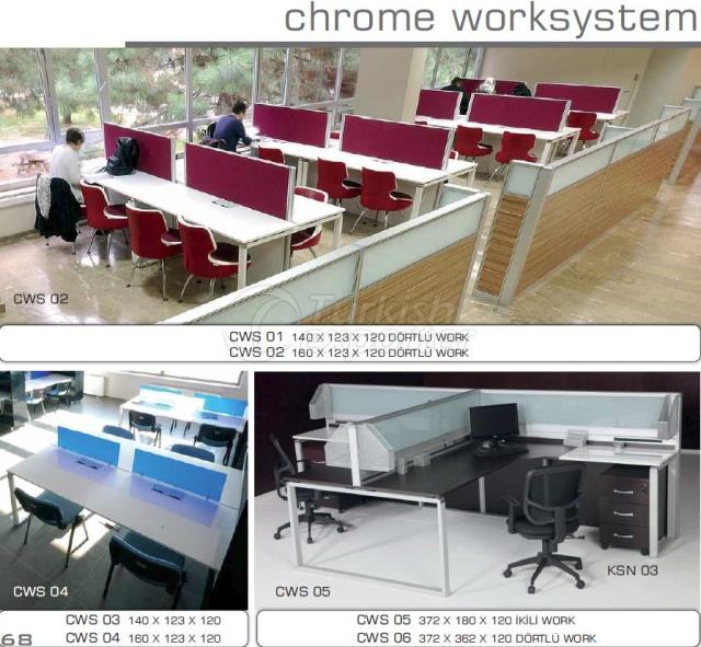 Worksystem Chrome