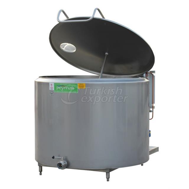 PHS Vertical Milk Cooling Tank