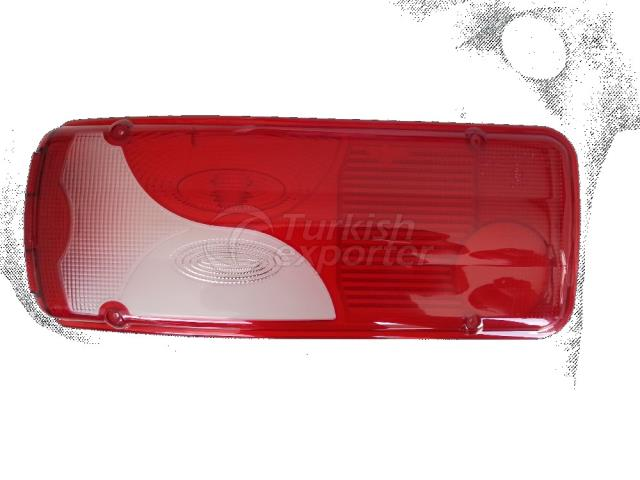 Tail Lamp Cover Left G1055