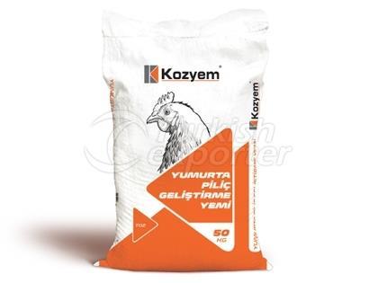 Layer Chicken Developer Feed