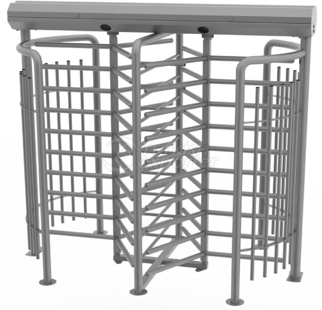 Full Height Turnstile BTX300D