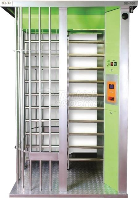 Full Height Turnstile DK400