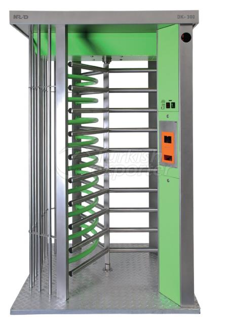 Full Height Turnstile DK300