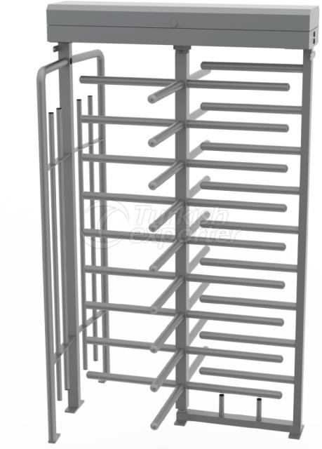 Full Height Turnstile Eco 400S