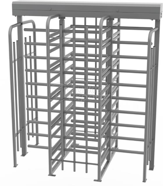 Full Height Turnstile Eco 400D