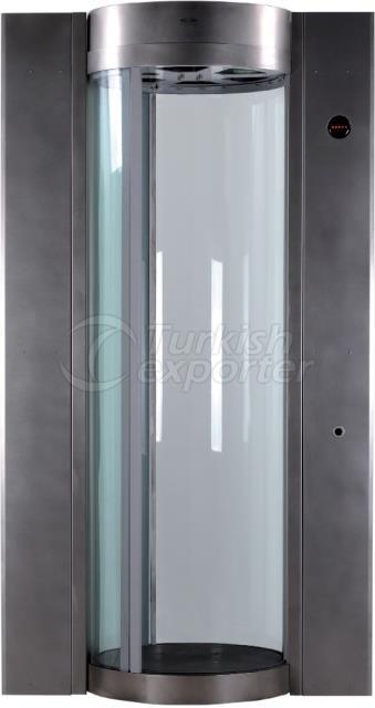 Cylinder Gate CGG100