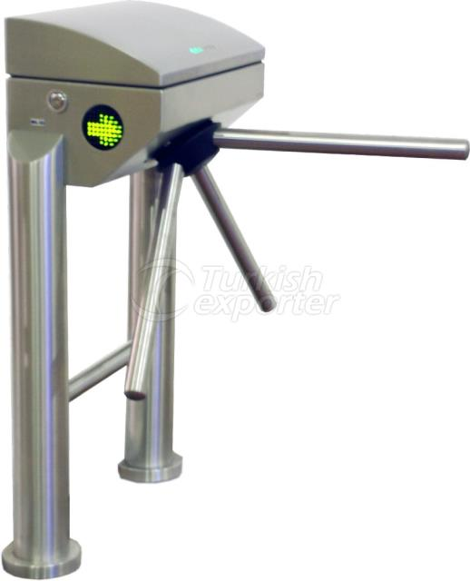Waist Height Turnstile 1010S-F