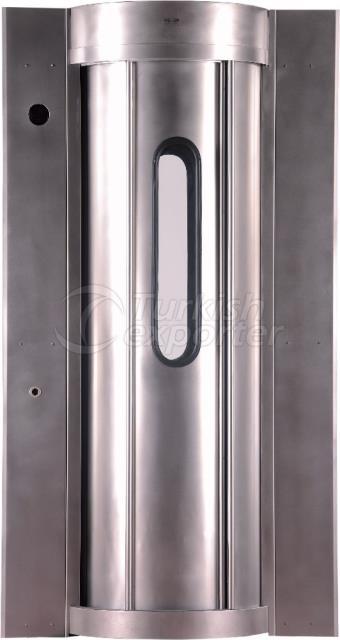 Cylinder Gate CGC100