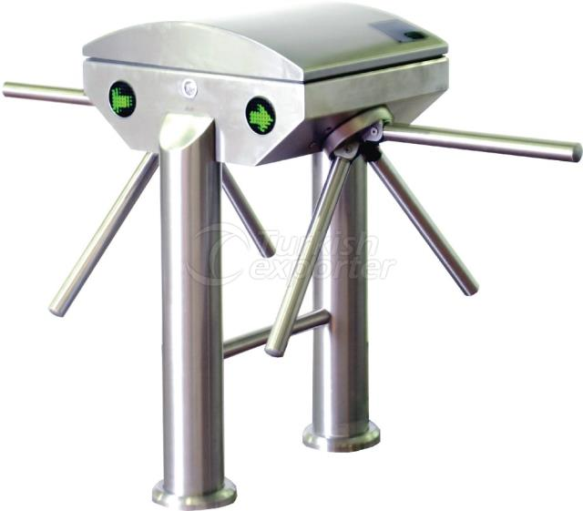 Waist Height Turnstile 1010D