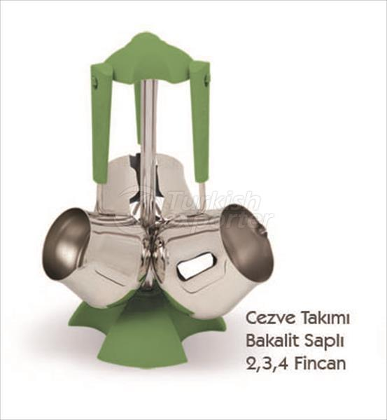 Kahvecim Coffee Pot Sets 35