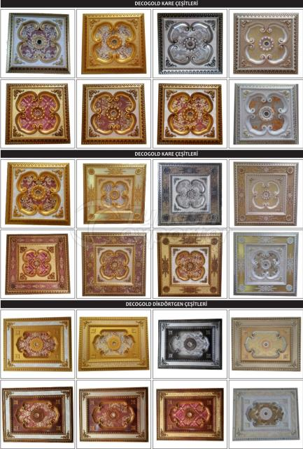 Decogold Dekorrative Ceiling