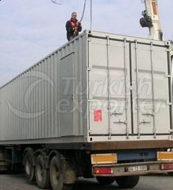 Containerized Water Treatment System