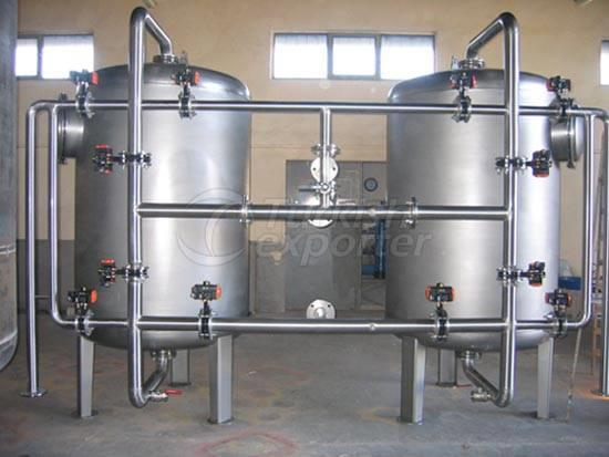 Activated Carbon Filters CF-S