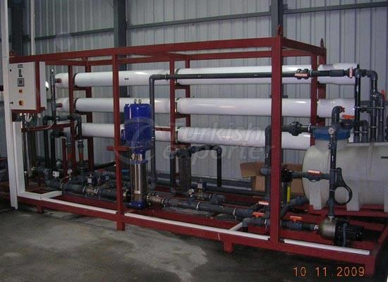 Reverse Osmosis Systems R8