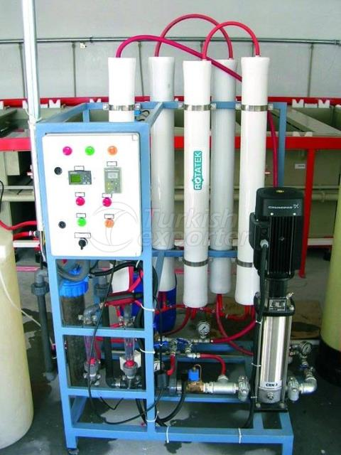 Reverse Osmosis Systems RV