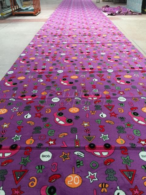 Children Garden Carpet