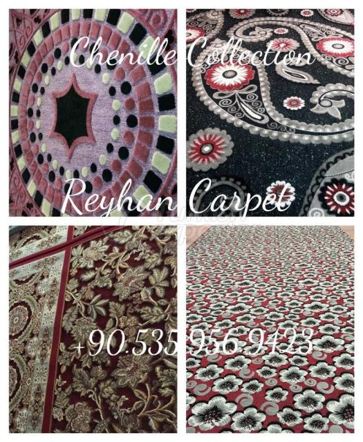 Chenille Carpet