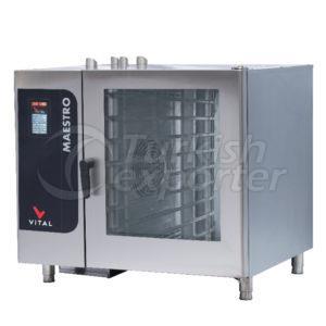 Gas combi oven/MAESTRO102G