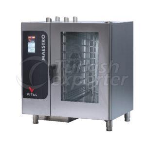 Gas combi oven/MAESTRO101G