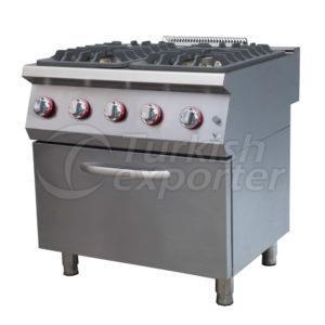 Gas range w/2 burner,1 oven/GKF7020