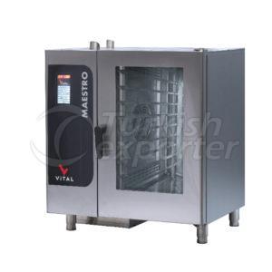 Electric combi oven/MAESTRO101E