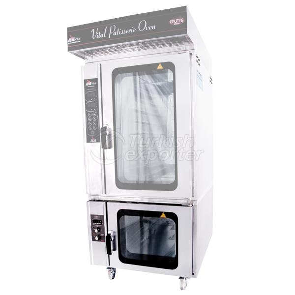 Patisserie Convection Oven Gas VMD060