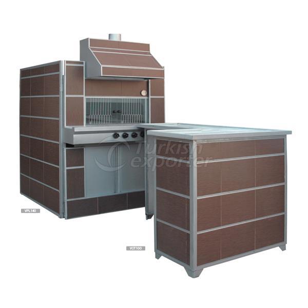 Pitta Pizza Oven VPL140