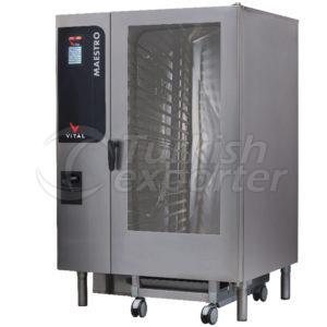 Electric combi oven/MAESTRO202E