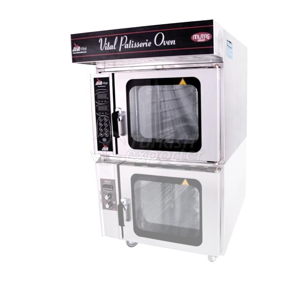 Patisserie Convection Oven Elect. PFE05