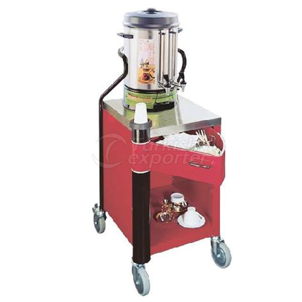 Tea Machine Trolley VCMA-01