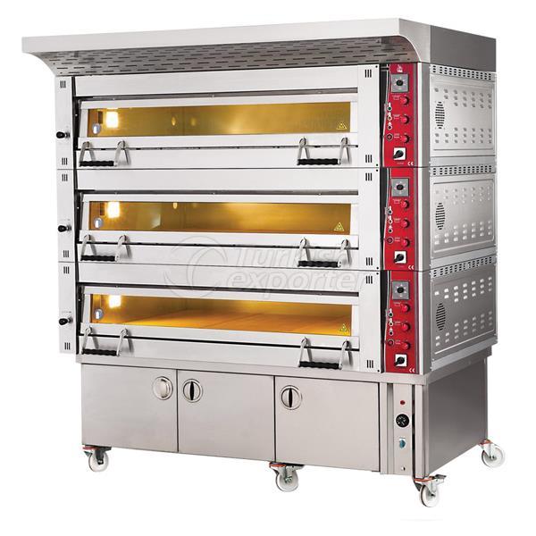 Stone Deck Oven VTF1202