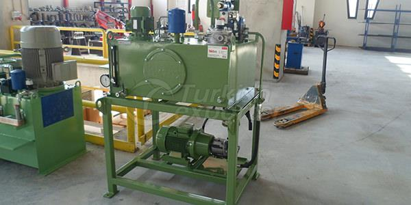 Hydraulic Production Stages