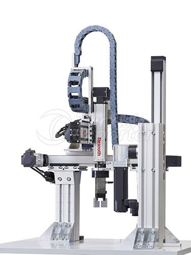 Linear Movement and Montage Systems