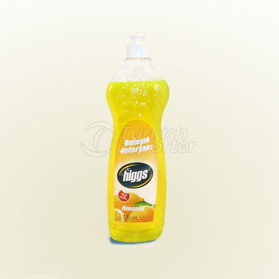 Washing Liquid Lemon 720ml