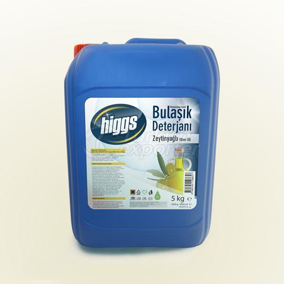 Dishwaher Detergent Olive Oil 5kg