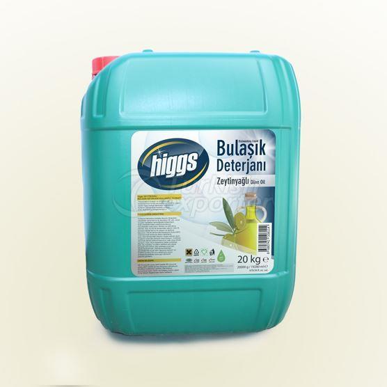 Dishwaher Detergent Olive Oil 20kg