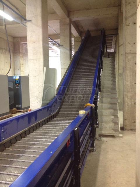 Scarp Metal Conveyor