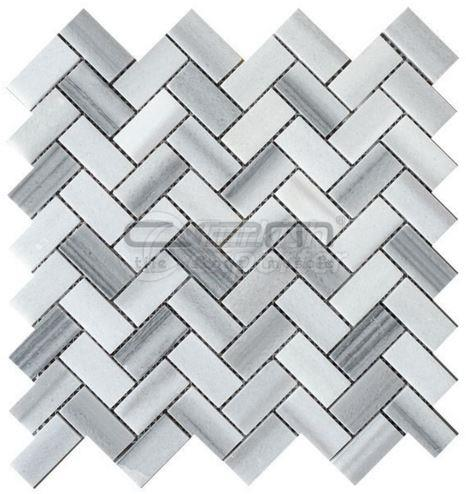 Herringbone Mosaic CEM-P-MOS-46-16