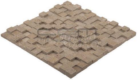 Cubic Mosaic CEM-TCUB-04-01