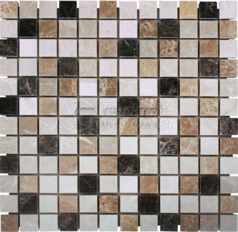 Multicolor Blend Mosaic CEM-P-MOS-42-01