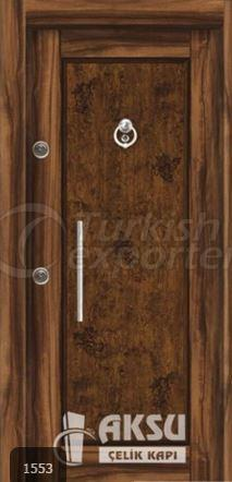 Luxury Laminox Steel Door 1553