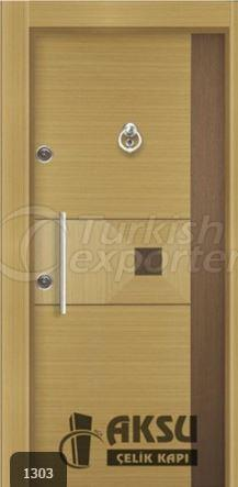 Luxury Alphi Steel Door 1303