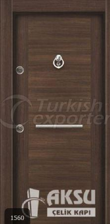 Luxury Laminox Steel Door 1560