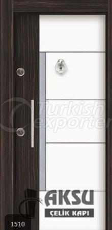 Double Color Laminax Steel Door 1510