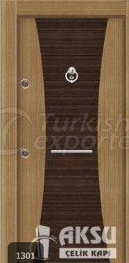 Luxury Alphi Steel Door 1301