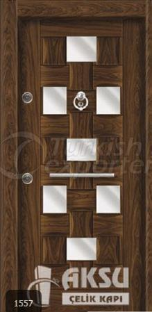Luxury Laminox Steel Door 1557